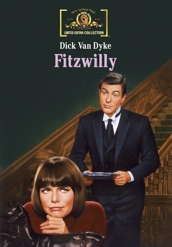 Fitzwilly DVD NEW