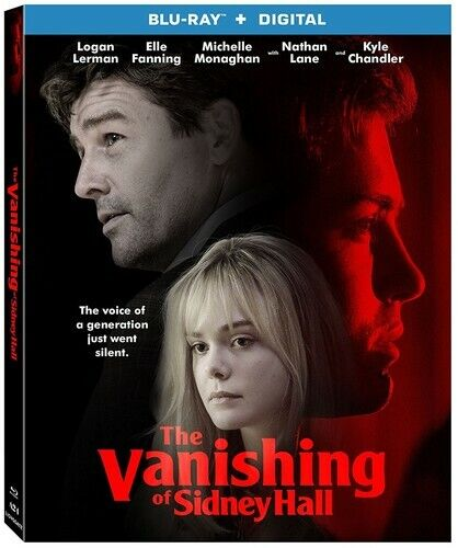 The Vanishing of Sidney Hall BLU-RAY NEW