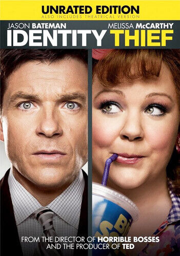 Identity Thief (Unrated Edition) DVD NEW