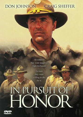 In Pursuit of Honor DVD NEW