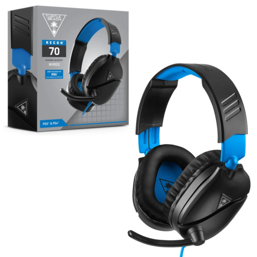 Turtlebeach Turtle Beach Recon 70P Gaming Headset for PS4 & PS5 NEW