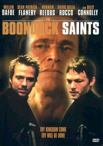 The Boondock Saints DVD NEW