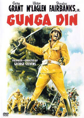 Gunga Din DVD NEW