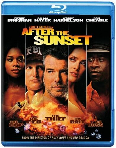 After the Sunset BLU-RAY NEW