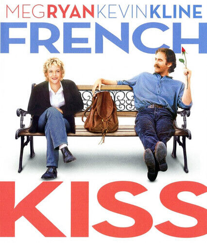 French Kiss BLU-RAY NEW