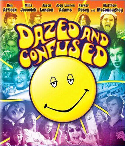 Dazed and Confused BLU-RAY NEW