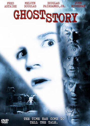 Ghost Story (1981 Fred Astaire) DVD NEW