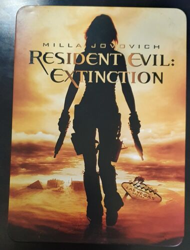 Resident Evil: Extinction - (In Limited Edition Metal Case)