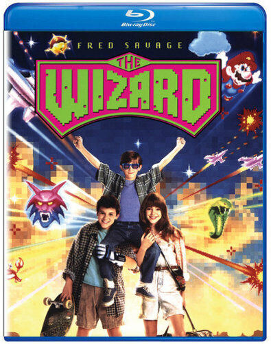 The Wizard (1989 Fred Savage) BLU-RAY NEW