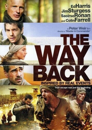 The Way Back DVD NEW