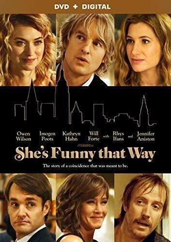 She's Funny That Way DVD NEW