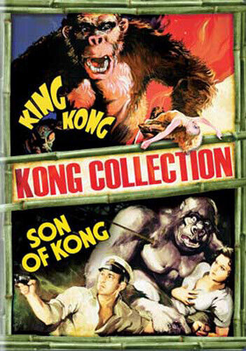 King Kong (1933) / The Son of Kong (2 Disc) DVD NEW
