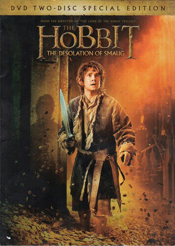 The Hobbit Part 2: The Desolation of Smaug (2 Disc, Special Edition) DVD NEW