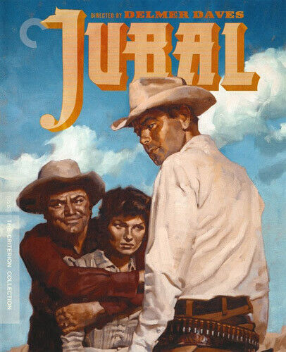 Jubal (The Criterion Collection, Mastered in 4K) BLU-RAY NEW