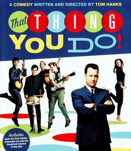 That Thing You Do (Extended Cut) BLU-RAY NEW