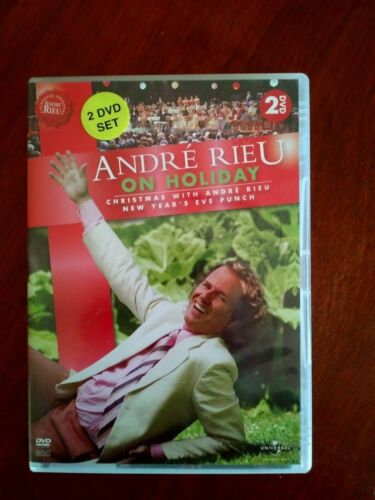 Andre Rieu on Holiday DVD