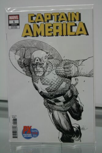 SDCC 2018 CAPTAIN AMERICA #1 EXCLUSIVE VARIANT COVER