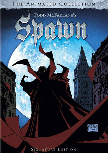 Spawn (1997): The Animated Collection (Todd McFarlane's) (4 Disc) DVD NEW