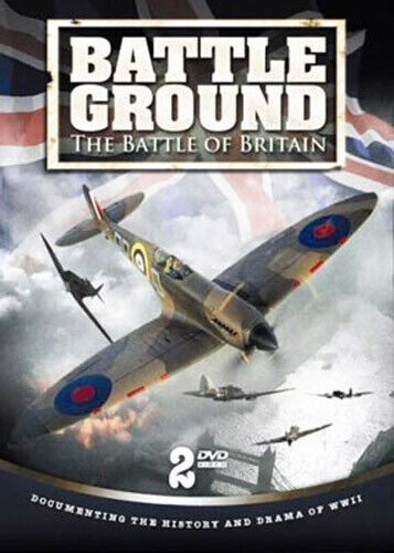 Battle Ground WWII - The Battle of Britain (2 Disc) DVD NEW