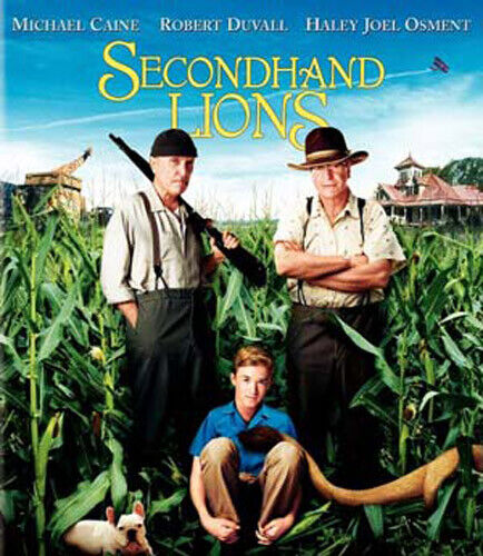 Secondhand Lions BLU-RAY NEW