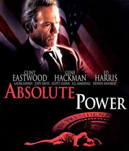 Absolute Power BLU-RAY NEW