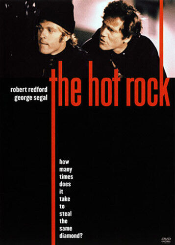 The Hot Rock DVD NEW