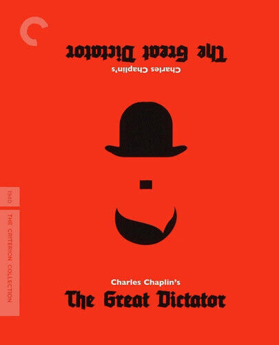 The Great Dictator (The Criterion Collection) BLU-RAY NEW