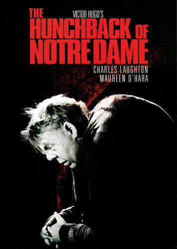 The Hunchback of Notre Dame (1939 Charles Laughton) DVD NEW