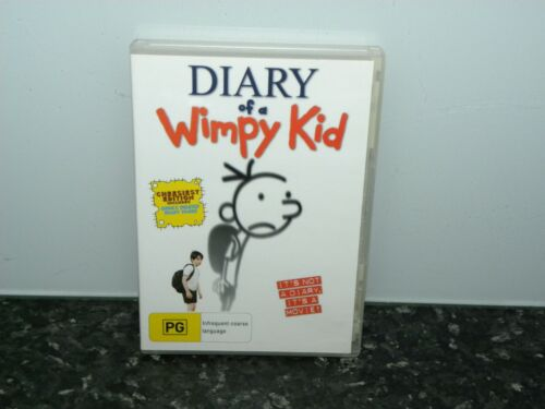 Diary Of A Wimpy Kid (DVD, 2011) VGC