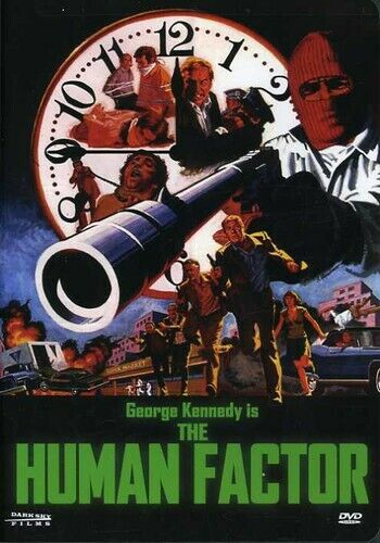 The Human Factor DVD NEW