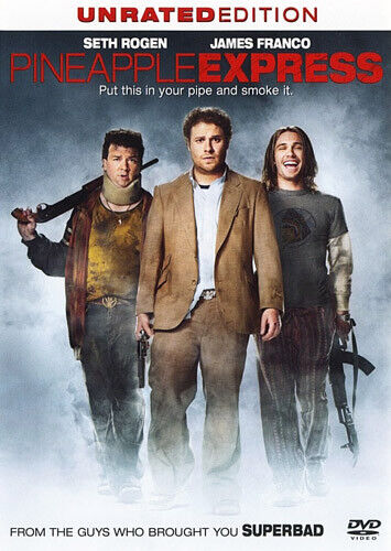 Pineapple Express (Unrated Version) DVD NEW