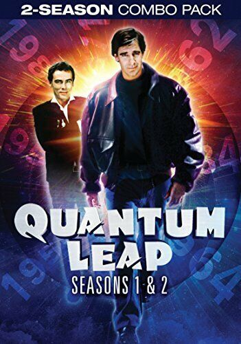 Quantum Leap: Seasons 1 / 2 (First and Second Seasons) (6 Disc) DVD NEW
