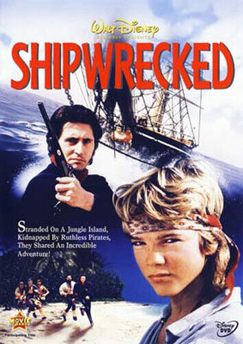Shipwrecked DVD NEW