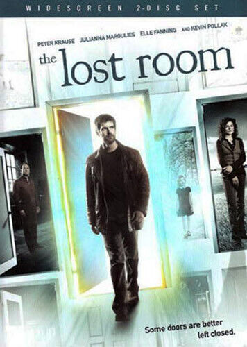 The Lost Room (2 Disc) DVD NEW