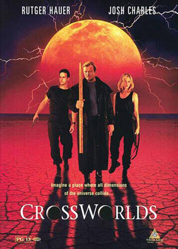 Crossworlds DVD NEW