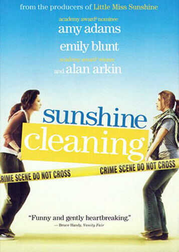 Sunshine Cleaning DVD NEW