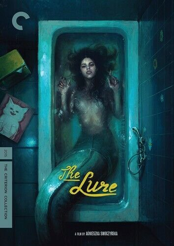 The Lure (2015) (The Criterion Collection) DVD NEW