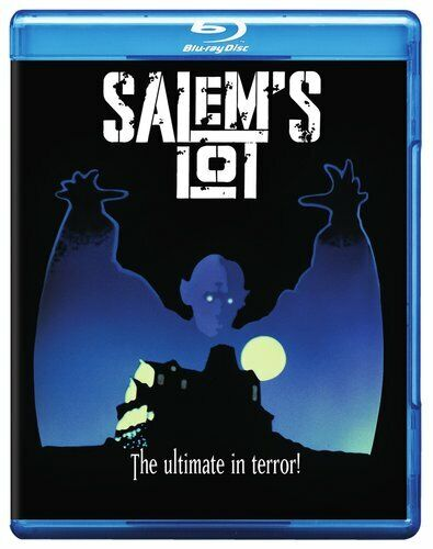 Salem's Lot (1979 David Soul) BLU-RAY NEW