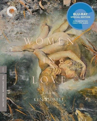 Women in Love (1969) (The Criterion Collection) BLU-RAY NEW