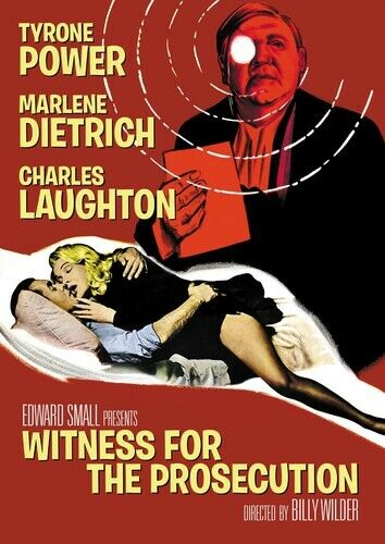 Witness for the Prosecution DVD NEW