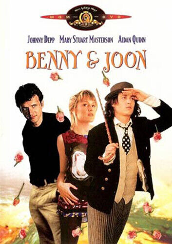 Benny and Joon DVD NEW