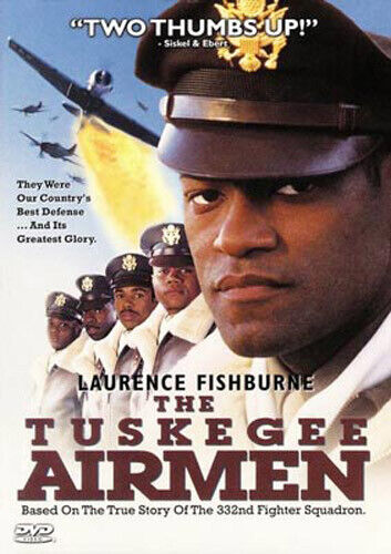 The Tuskegee Airmen (1995 Laurence Fishburne) DVD NEW