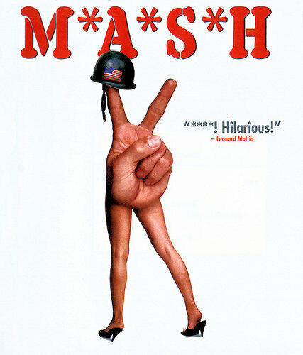 MASH: The Movie (1970 Donald Sutherland) (M.A.S.H.: The Movie) BLU-RAY NEW