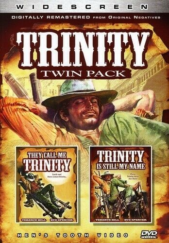 They Call Me Trinity / Trinity is Still My Name (2 Disc) DVD NEW
