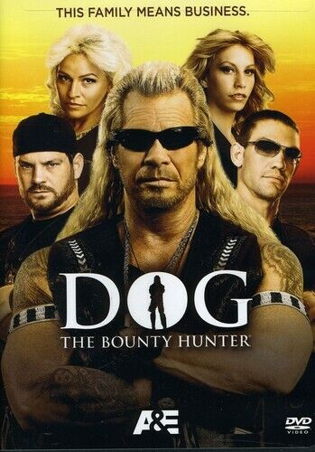 Dog the Bounty Hunter: This Family Means Business DVD NEW