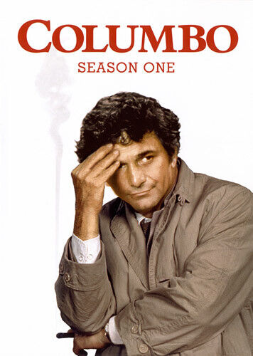 Columbo: The Complete First Season (Season 1) (5 Disc) DVD NEW