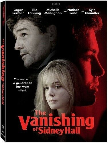 The Vanishing of Sidney Hall DVD NEW