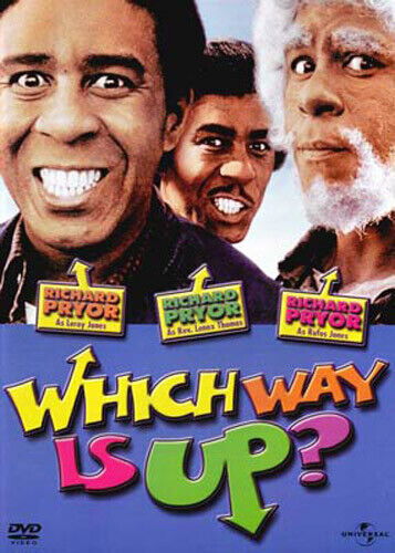 Which Way Is Up? DVD NEW
