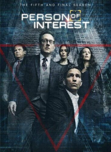 Person of Interest: The Fifth and Final Season (Season 5) (3 Disc) DVD NEW
