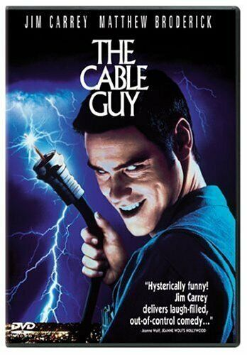 The Cable Guy (1996 Jim Carrey) DVD NEW